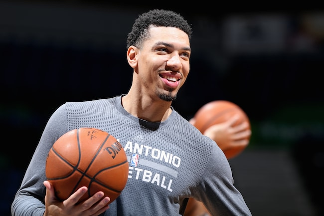 Danny Green in 2015-16 | San Antonio Spurs