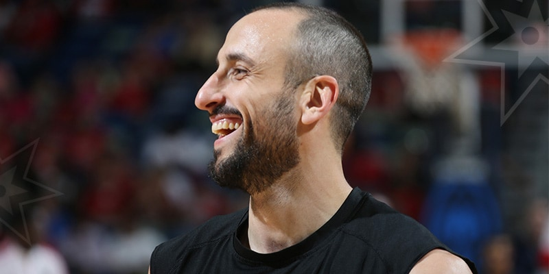 Spurs Re-Sign Manu Ginobli