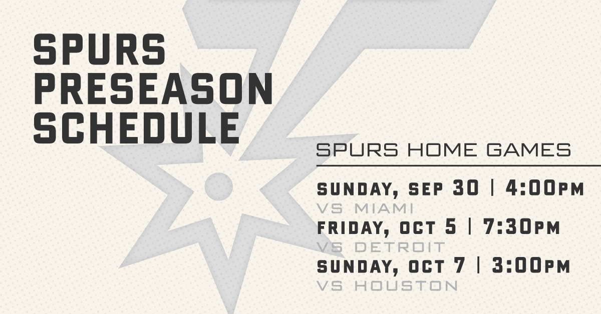 It's just a picture of Dashing San Antonio Spurs Schedule Printable