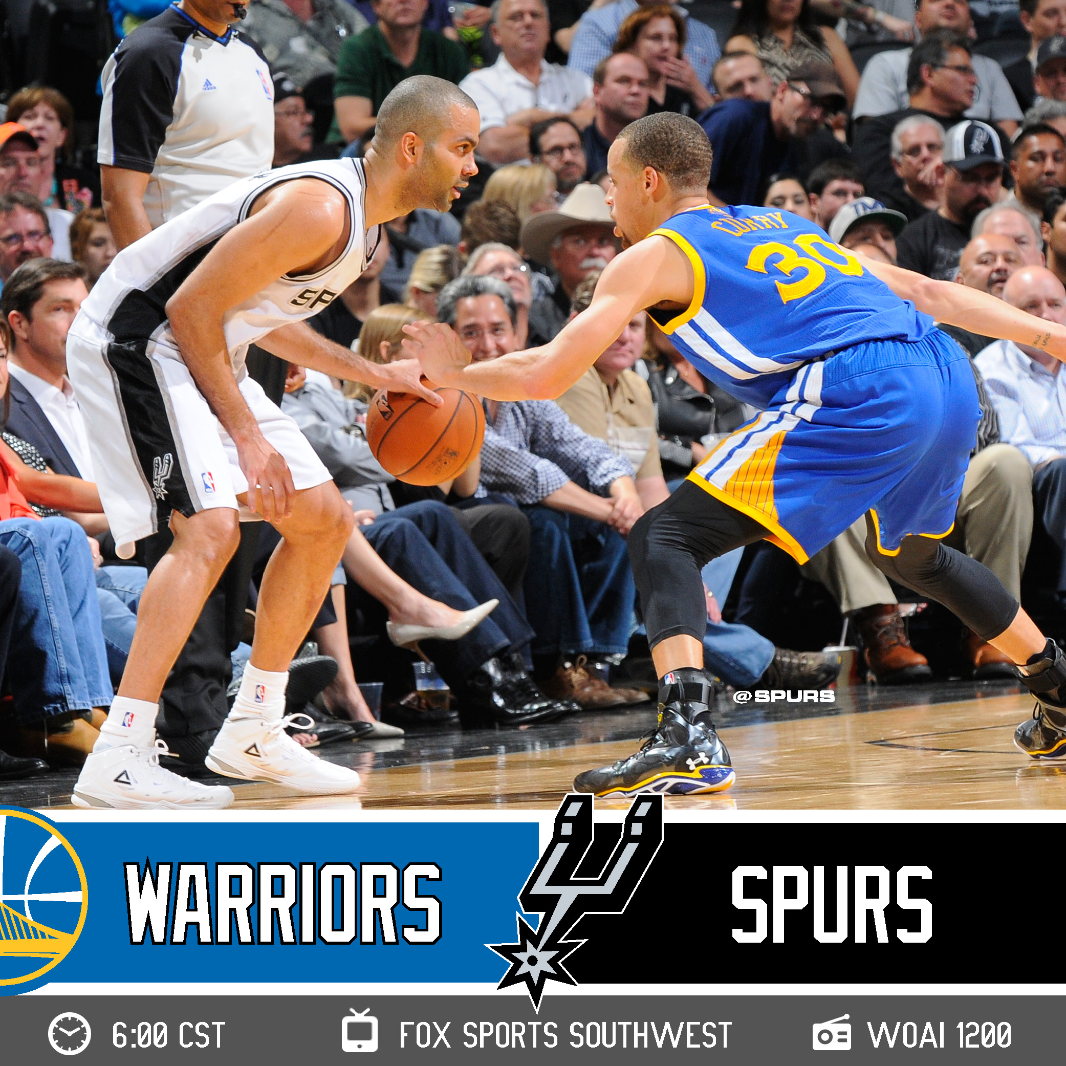 Spurs Vs Warriors Preview 4/5/15