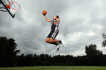 NBA Rookie Photo Shoot - Kyle Anderson
