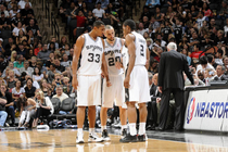 Spurs vs. Jazz 4/29/12 c - 1