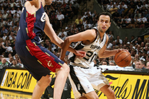 2007 NBA Finals: Spurs vs. Cavaliers - 1
