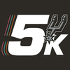 SPURS 5K AND KIDS' COYOTE FUN RUN ON OCT. 26 WILL BENEFIT SILVER & BLACK GIVE BACK