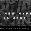 SPURS HYPE TEAM AUDITIONS BEGIN JULY 21