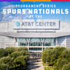 SPURS NATIONALS SET FOR JULY 5-8 IN SAN ANTONIO