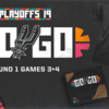 SAN ANTONIO SPURS TO HOST DENVER IN GAMES 3 AND 4