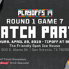 GAME 7 SPURS PLAYOFFS WATCH PARTY SET FOR SATURDAY AT THE FRIENDLY SPOT ICE HOUSE