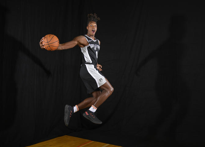 20ee84a61745 Lonnie Walker IV  Rookie Photo Shoot