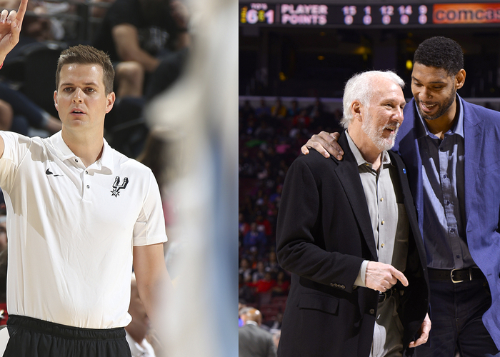 SPURS ANNOUNCE ASSISTANT COACH UPDATES