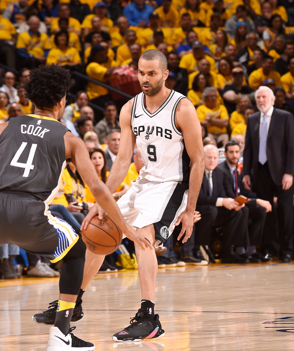 Photos - Spurs at Warriors (Rd 1 Game 2) 4/16
