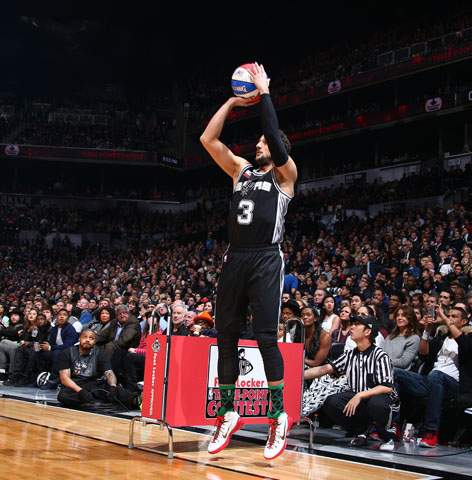 belinelli�s 3point contest defense falls short san