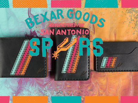 Photos: Bexar Goods x Spurs Playoffs Collection