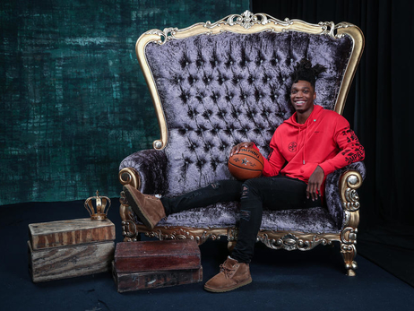 Photos: Lonnie Walker IV All-Star Weekend