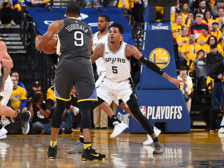 DEJOUNTE MURRAY NAMED TO NBA ALL-DEFENSIVE SECOND TEAM