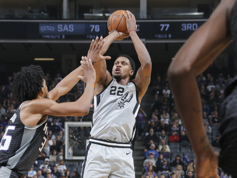 Photos: Spurs vs. Kings 11/12
