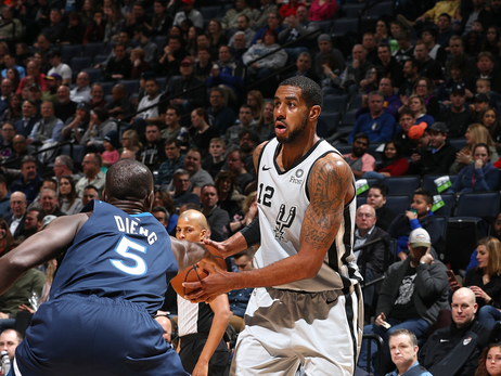 Photos: Spurs vs. Timberwolves 1/18