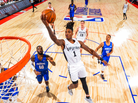 LONNIE WALKER IV NAMED TO NBA SUMMER LEAGUE SECOND TEAM
