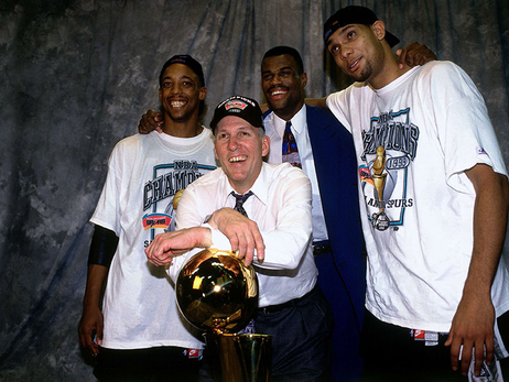 Photos: 20th Anniversary of the Spurs' 1999 NBA Championship