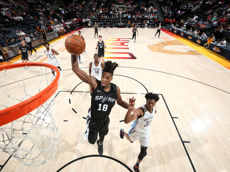 SPURS ANNOUNCE 2019 SALT LAKE CITY SUMMER LEAGUE ROSTER