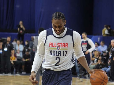 All Star Weekend in Photos & GIFs