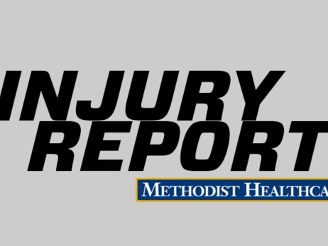 SPURS INJURY REPORT – 5/21/17