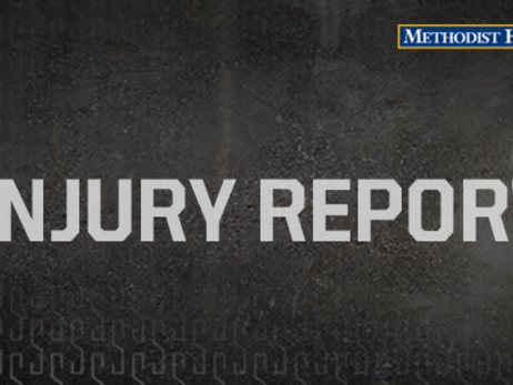 SPURS INJURY REPORT – 12/17/17