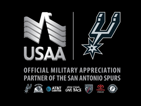USAA Salute Night During San Antonio Spurs vs. Washington Wizards Game to Support Operation Gratitude