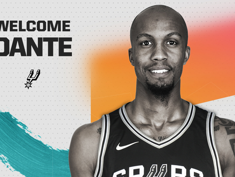 SPURS SIGN DANTE CUNNINGHAM