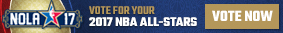 NBA All-Star 2017 Vote
