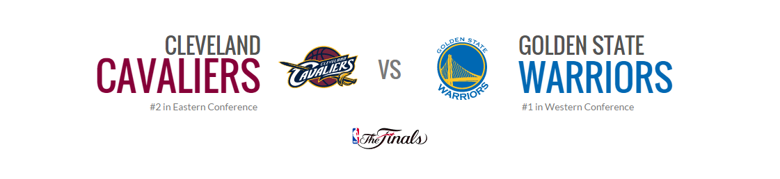 NBA Stats – 2015 Finals Preview Game 2 – uCollect Infographics