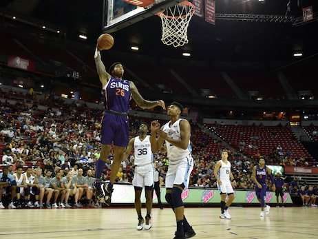 July 9, 2019: Summer Suns vs Grizzlies