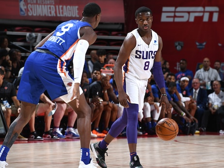 July 7, 2019: Summer Suns vs Knicks