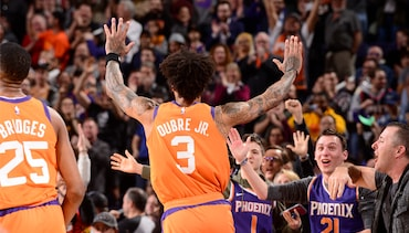 Best in Photos: 2019-20 Phoenix Suns