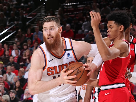 March 10, 2020: Suns at Blazers