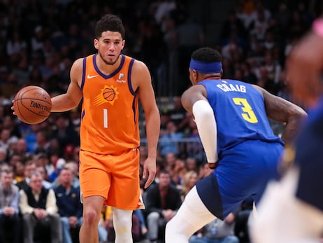 2019-20 Suns Snapshot: Suns at Nuggets
