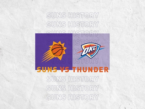 Head-to-Head History: Suns vs Thunder