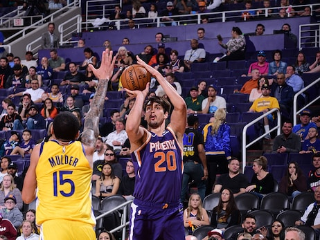 February 29, 2020: Suns vs Warriors