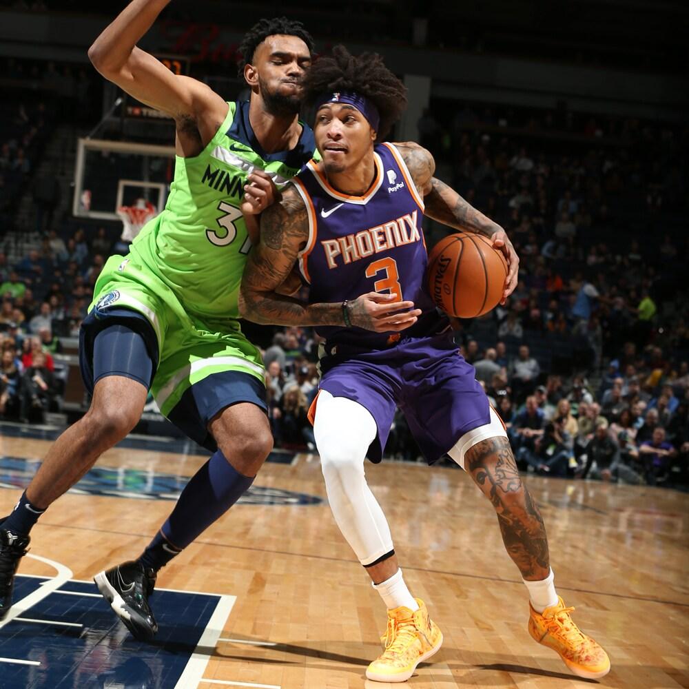 November 23, 2019: Suns at Wolves | Phoenix SunsSuns