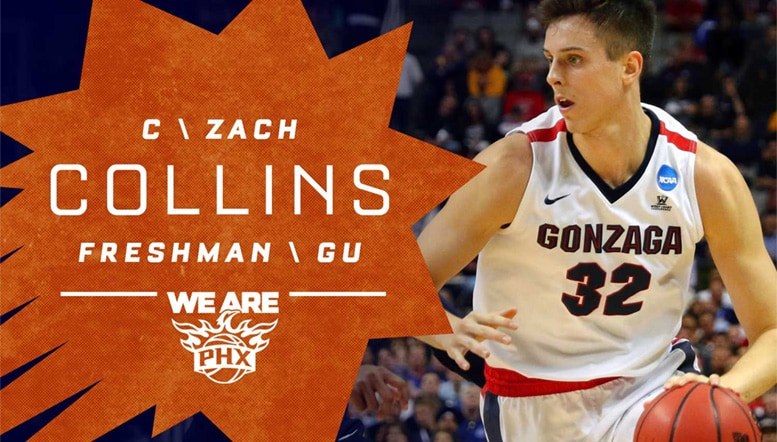 Zach Collins: Draft Profile and Stats