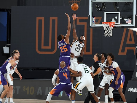 July 23, 2020: Suns vs Jazz