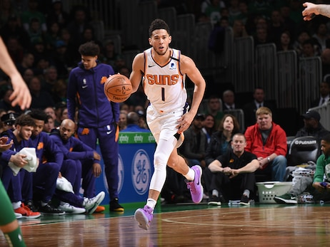 January 18, 2020: Suns at Celtics