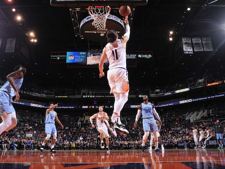 December 11, 2019: Suns vs Grizzlies