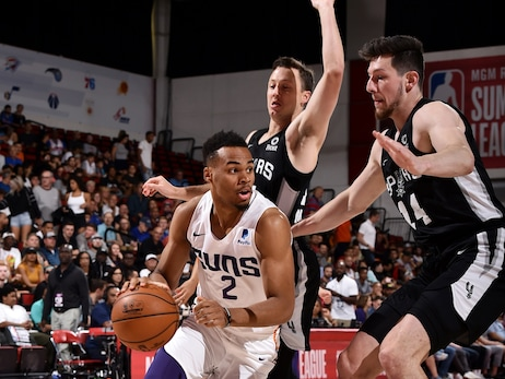 July 10, 2019: Summer Suns vs Spurs