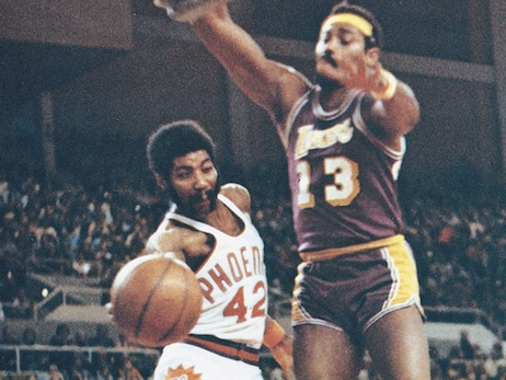 The Rivalry Begins: Suns vs Lakers in 1970 Playoffs