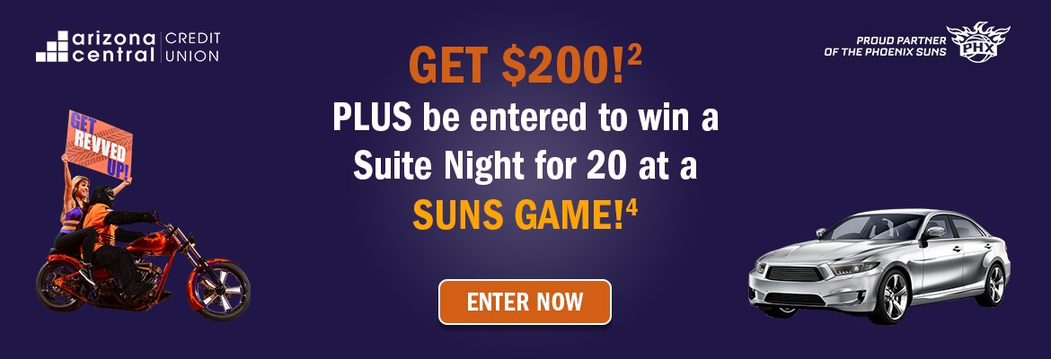 Win $200 and a Suite Night for 20 to a Suns Game