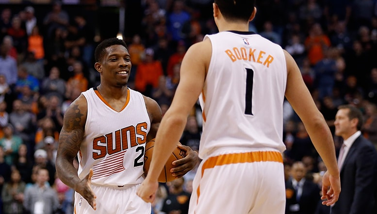 SI.com Ranks Booker and Bledsoe Top 100 Players in NBA  Phoenix Suns