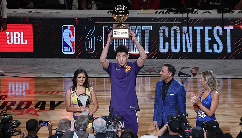 Booker Dedicates Championship Performance to Suns Fans