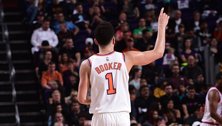Devin Booker is Here to Stay Suns Lock Up Their Star