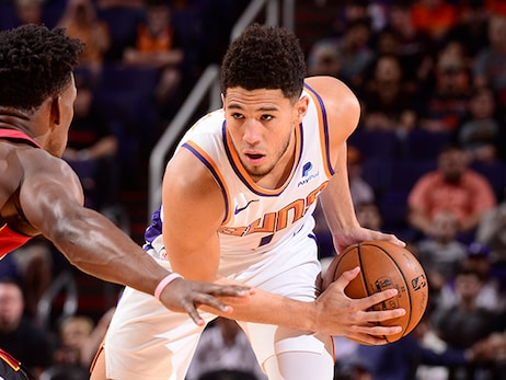 Suns Unable to Overcome Red-Hot Shooting From Heat in Loss